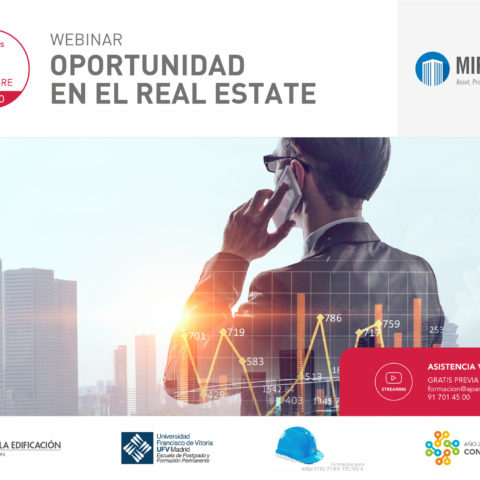 WEBINAR OPORTUNIDAD EN EL REAL ESTATE